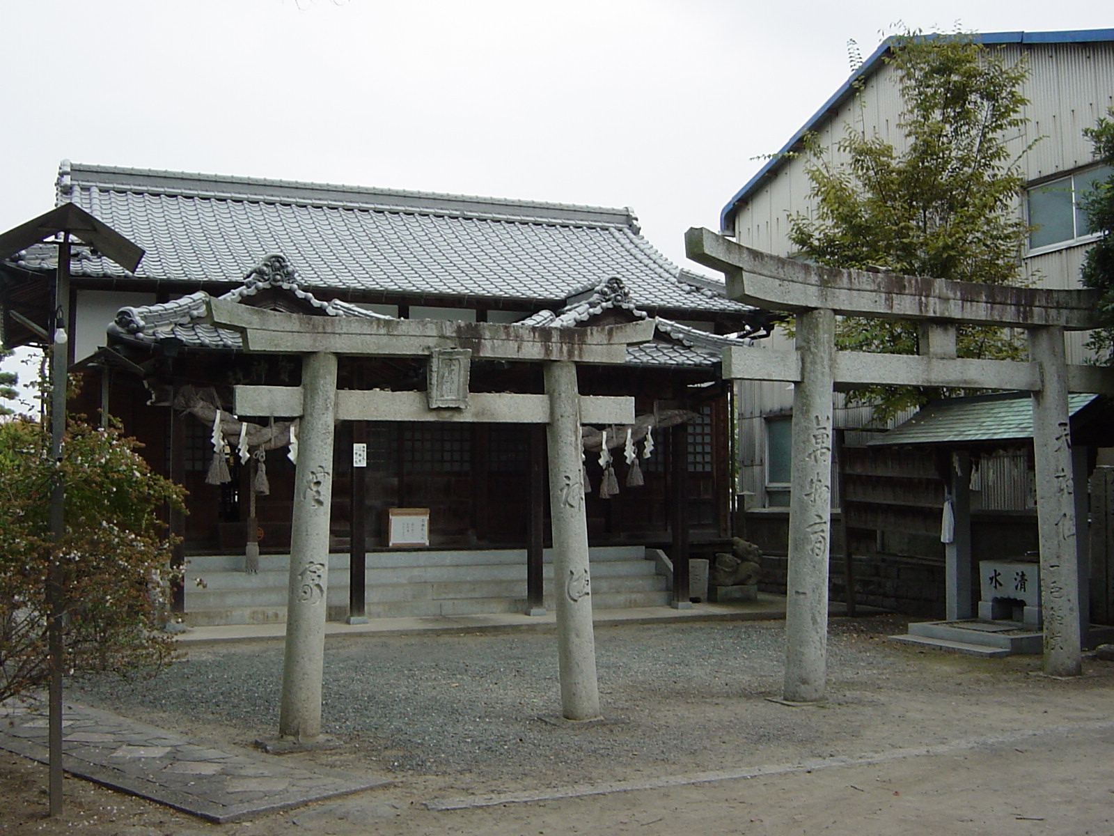 網敷天満神社・宇賀神社