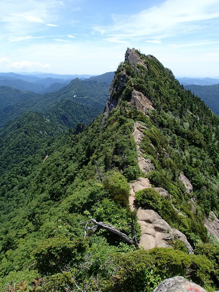 石鎚山 お山開きに関する情報