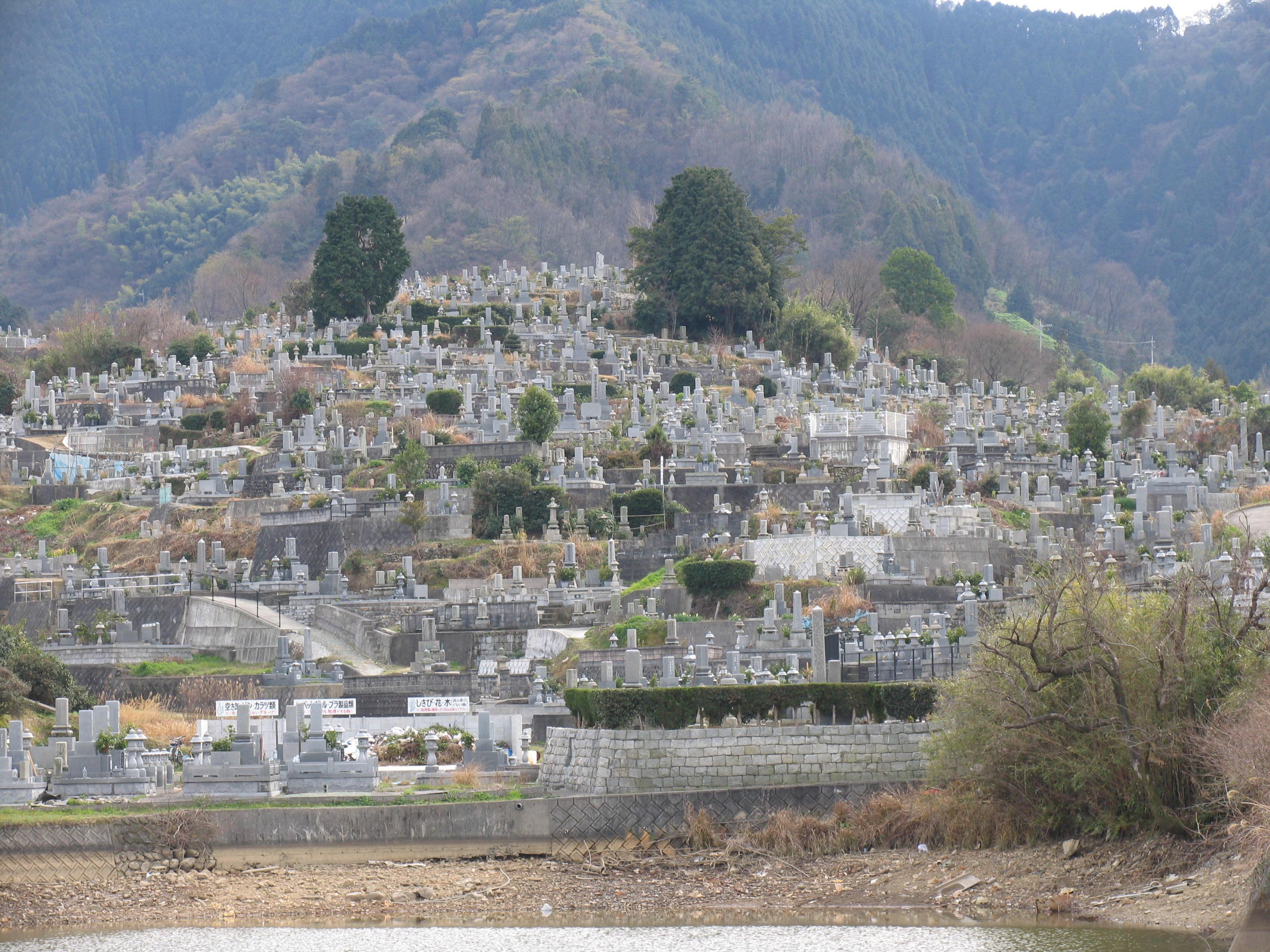 岡林寺・岡林墓地